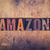 Amazon Concept Wooden Letterpress Type stock photo © enterlinedesign
