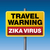 zika virus travel warning illustration stock photo © enterlinedesign