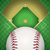 baseball · ilustracja · wektora · eps · 10 - zdjęcia stock © enterlinedesign