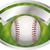baseball · godło · ilustracja · banner · pokój · skopiować - zdjęcia stock © enterlinedesign