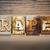 Rape Concept Letterpress Theme stock photo © enterlinedesign