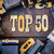 top 50 concept rusty type stock photo © enterlinedesign