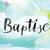 vaftiz · renkli · suluboya · mürekkep · kelime · sanat - stok fotoğraf © enterlinedesign