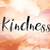 kindness colorful watercolor and ink word art stock photo © enterlinedesign