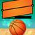 vector basketball league flyer illustration stock photo © enterlinedesign