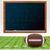американский · футбола · доске · мелом - Сток-фото © enterlinedesign