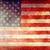 grunge · estrelas · estilo · bandeira · americana · abstrato - foto stock © enterlinedesign