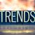 trends concept metal letterpress type stock photo © enterlinedesign