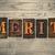 becsület · fából · készült · magasnyomás · szó · írott - stock fotó © enterlinedesign