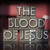 the blood of jesus letterpress stock photo © enterlinedesign