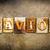 magasnyomás · szó · írott · klasszikus · fából · készült - stock fotó © enterlinedesign