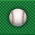baseball · ilustracja · zielone · posiedzenia · wektora - zdjęcia stock © enterlinedesign