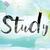 çalışma · suluboya · kelime · sanat · yazılı · beyaz - stok fotoğraf © enterlinedesign