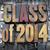 classe · 2014 · escrito · vintage · tipo - foto stock © enterlinedesign