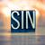 pecado · vintage · tipo · palabra · escrito - foto stock © enterlinedesign