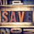 save concept letterpress type stock photo © enterlinedesign