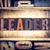 lider · tip · kelime · yazılı · bağbozumu - stok fotoğraf © enterlinedesign
