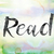 okumak · suluboya · kelime · sanat · yazılı · beyaz - stok fotoğraf © enterlinedesign