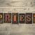 priest wooden letterpress theme stock photo © enterlinedesign