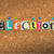 election concept pinned letters illustration stock photo © enterlinedesign