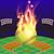 yanan · beysbole · benzer · top · oyunu · örnek · vektör · eps · 10 - stok fotoğraf © enterlinedesign