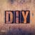 diy concept wooden letterpress type stock photo © enterlinedesign