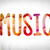 music concept watercolor word art stock photo © enterlinedesign