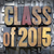 classe · 2015 · escrito · vintage · tipo - foto stock © enterlinedesign