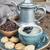カップ · コーヒー · ペストリー · 黒 · 食品 - ストックフォト © epitavi