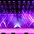 boş · konser · sahne · rays · ışık - stok fotoğraf © epitavi