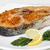 salmone · pesce · ristorante · verde · limone - foto d'archivio © epitavi