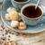 kahve · bisküvi · fincan · siyah · kahve · dizüstü · bilgisayar · kalem - stok fotoğraf © epitavi