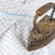oude · kleding · ijzer · antieke · print - stockfoto © Epitavi