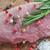 stuk · vlees · biefstuk · vers · organisch · rosmarijn - stockfoto © Epitavi
