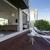 moderno · luxuoso · mansão · contemporâneo · escada - foto stock © epstock