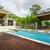 modern · udvar · medence · szórakoztat · elegáns · ausztrál - stock fotó © epstock