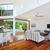 modern · oturma · odası · lüks · ev · ahşap - stok fotoğraf © epstock