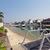 lake and pier behind modern australian mansion stock photo © epstock