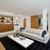 現代 · リビングルーム · 新居 · ホーム · ウィンドウ · 表 - ストックフォト © epstock
