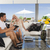 couple in living room stock photo © epstock