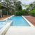 modernes · piscine · piscine · manoir - photo stock © epstock