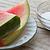 melancia · sal · fatias · comida · natureza - foto stock © erbephoto