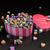 Valentine's day heart shaped candy box stock photo © ErickN