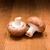 barna · champignon · gombák · fából · készült · háttér · élet - stock fotó © erierika