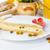 süzme · peynir · turta · kuru · üzüm · plaka · gıda · meyve - stok fotoğraf © erierika