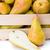 olgun · armut · sepet · gıda · elma · tablo - stok fotoğraf © erierika