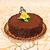 chocolade · marsepein · witte · ontwerp · lijn · gesneden - stockfoto © erierika