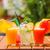 gelo · bebida · fria · ao · ar · livre · vertical · ver - foto stock © erierika