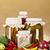 warzyw · jesienią · ogórki · konserwowe · szkła · butelki · świeże · warzywa - zdjęcia stock © erierika