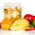 verdure · fresche · aceto · erbe · pepe · aglio · cetriolo - foto d'archivio © erierika